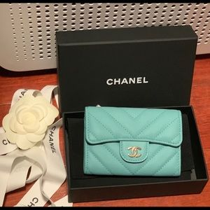 19S Chanel Card holder
